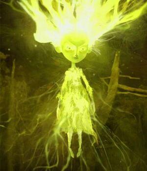 ParaNorman - Agatha Prenderghast (Spirit)