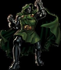 Victor von Doom (Earth-12131) 003