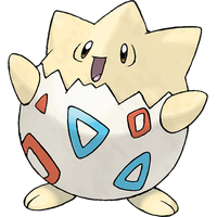 Coloring Pages Pokemon - Togetic - Drawings Pokemon | 200x200