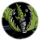 Crashocker (Ben 10)-Original Sticker