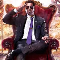 Mr President Saints Row IV