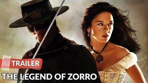 The Legend of Zorro 2005 Trailer HD Antonio Banderas Catherine Zeta-Jones