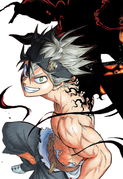 Asta Colored Partial Demon