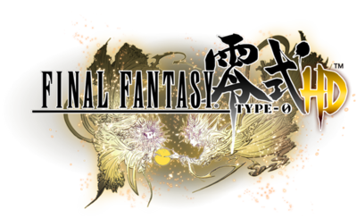 Final Fantasy Type-0 Logo (Render)