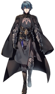 Male Byleth
