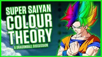 SUPER SAIYAN COLORS - SOLVED? A Dragonball Discussion