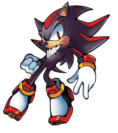Shadow the hedgehog by filthyphantom-d6dm849