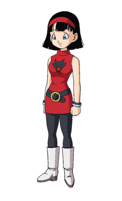 Videl Dragon super