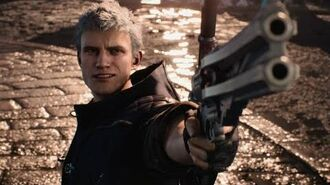 15 Minutes of Devil May Cry 5 Gameplay on Xbox One X - Gamescom 2018-0
