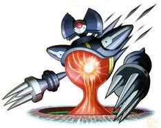 Alpha (Mega Man)