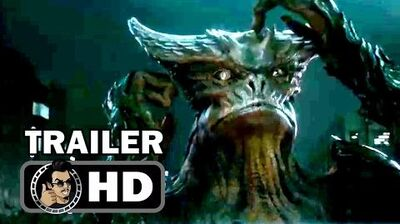 COLOSSAL Official Trailer 2 (2017) Anne Hathaway Sci-Fi Monster Movie HD