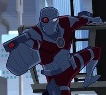 Deadshot (Justice League Action)