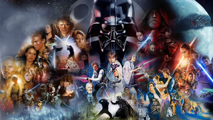 Star wars skywalker saga wallpaper by the dark mamba 995-dbqyi2j