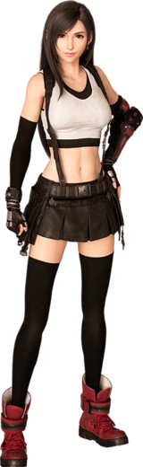 Tifa Lockhart (Final Fantasy)