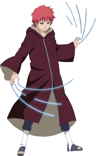 Sasori edo tensei render by king sniper dj-d8a9tpu