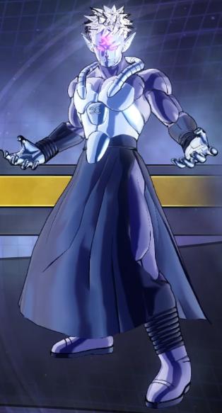 Supervillain Mira XV2