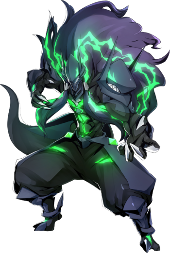 Susano'o (Centralfiction, Character Select Artwork)