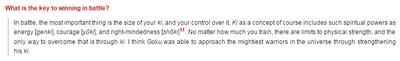 Akira Toriyama Confirms Chi Control