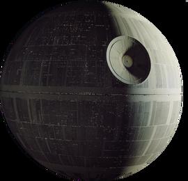 Death Star I Render