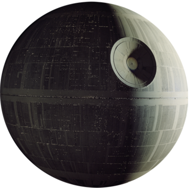 Death Star I Render