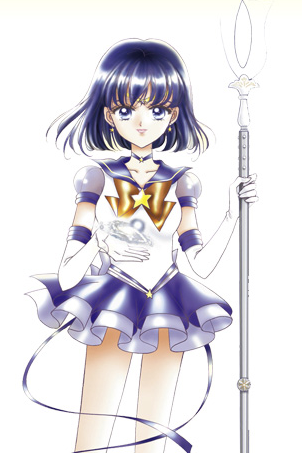Eternal Sailor Saturn Cover 10