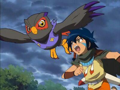 Keenan and Falcomon