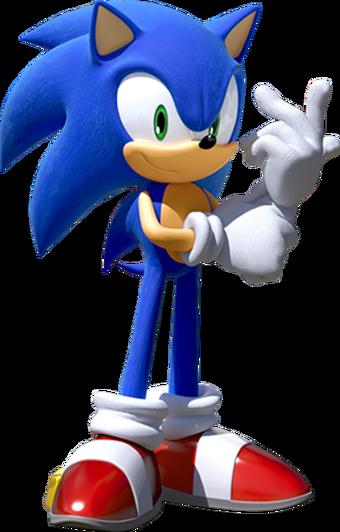 Sonic The Hedgehog Game Character Vs Battles Wiki Fandom