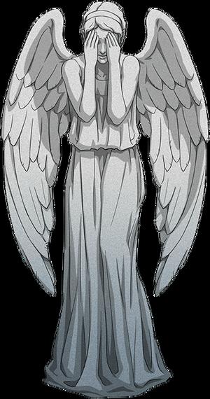 Weeping Angel Dormant