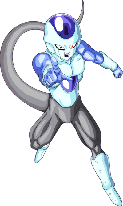 Final form frost by brusselthesaiyan-dacrdas