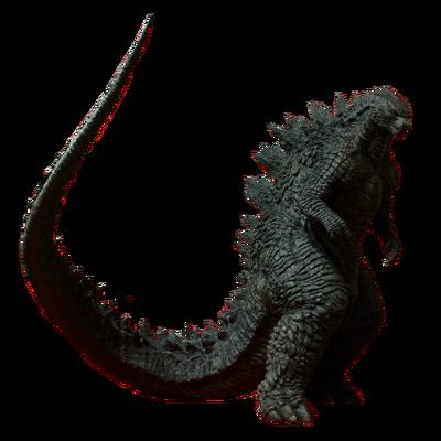 Godzilla 2014 png by