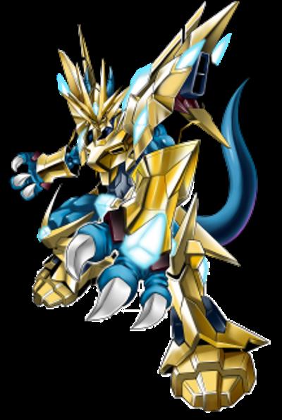 Magnamonx crusader