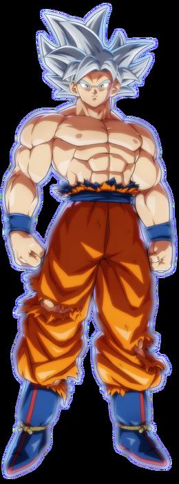 UI Goku DBFZ cropped