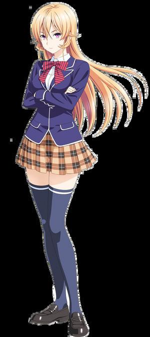 Erina Nakiri full appearance
