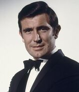 Lazenby Bond