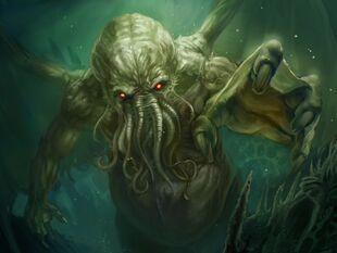 Cthulhu (Cthulhu Mythos)