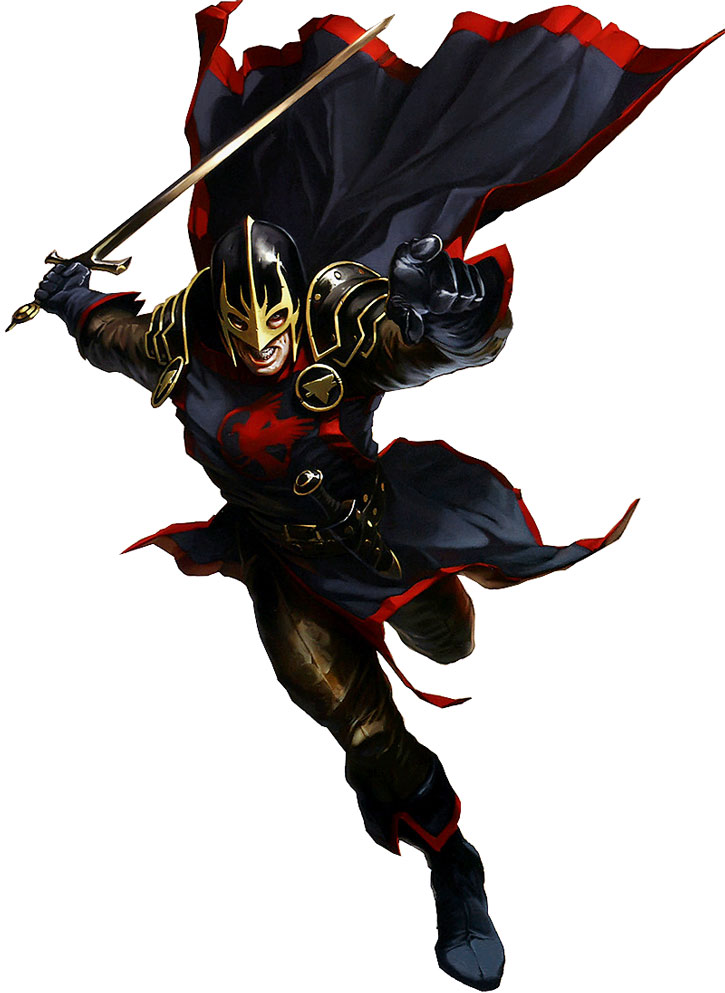 Image result for black knight marvel