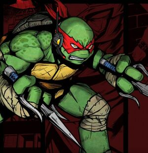 Raph Mutant in Manhattan