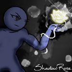 Shadowrose by c3whiterose-d7s5ek0