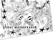 Spiral Masquerade XW
