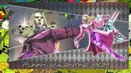 JoJo's Bizarre Adventure Eyes of Heaven OST - Funny Valentine Battle BGM