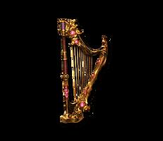 Nine-Realm Harp