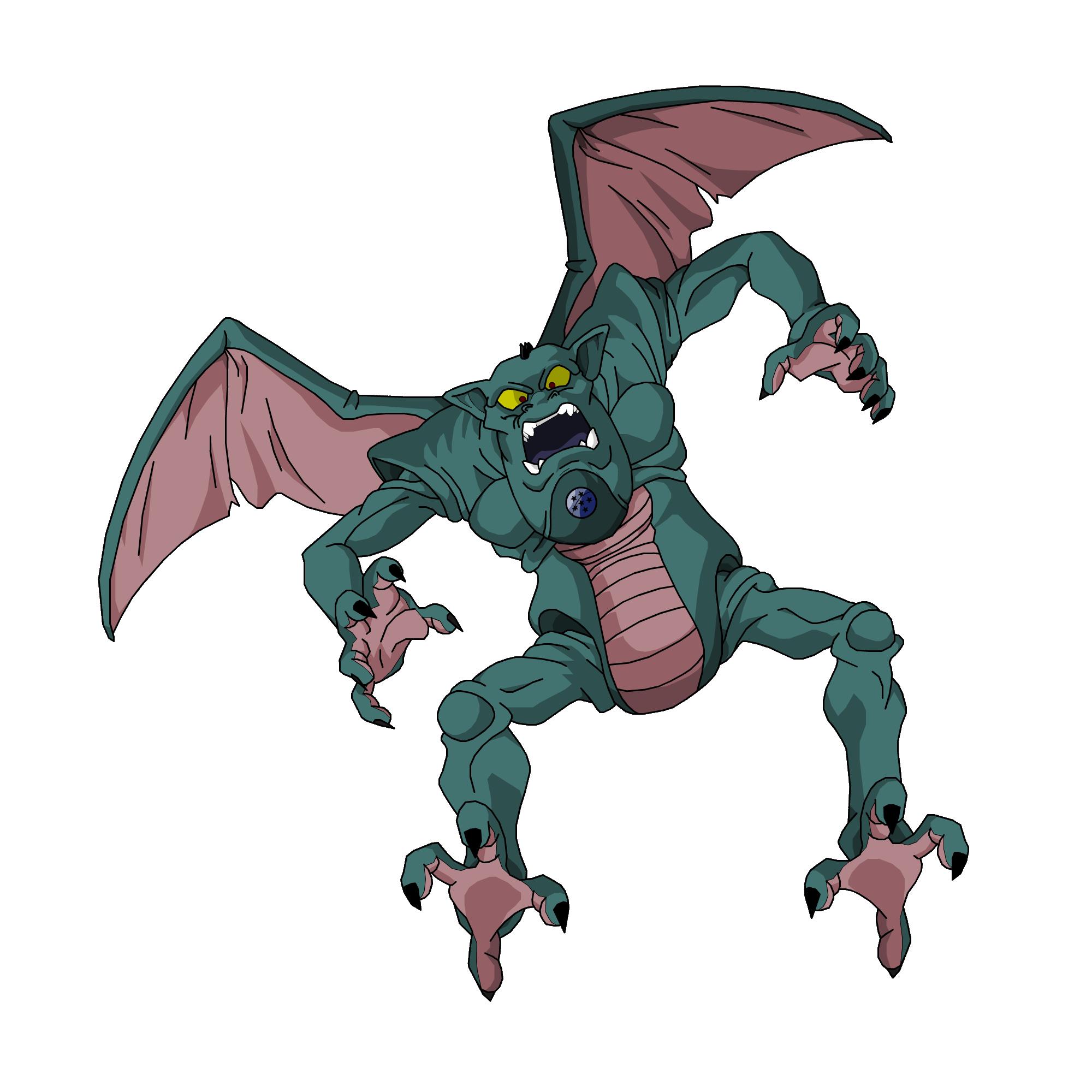 Image - Oceanus shenron true form by rexobias-d416e9l.png   VS ...