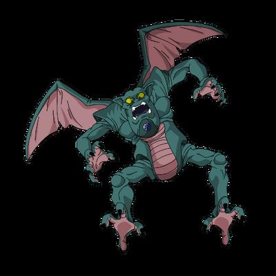 Oceanus shenron true form by rexobias-d416e9l