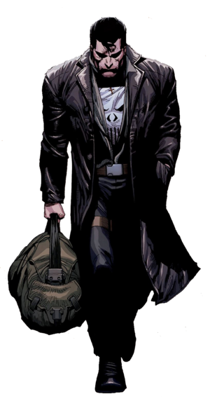 Punisher Ultimate MC TR