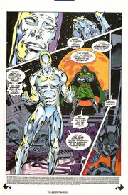 Silver Surfer and Doombot 3