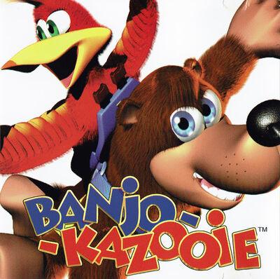 Banjo-Kazooie Pics