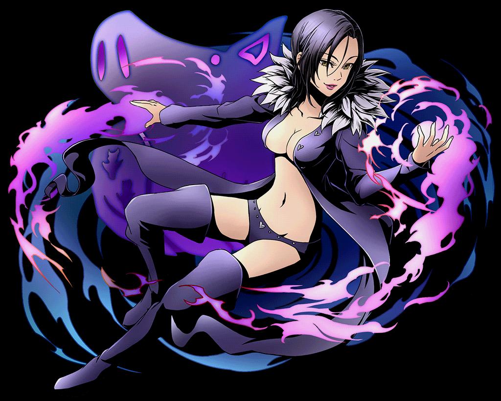 Merlin Nanatsu No Taizai Vs Battles Wiki Fandom