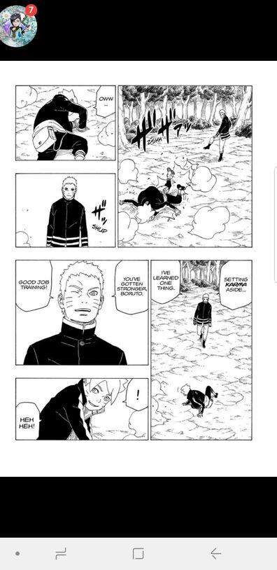 Naruto Upgrades Part 3: 5-B Base Naruto and Sasuke (The Last