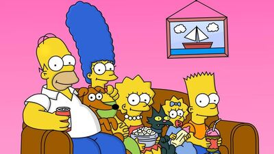 The Simpsons verse page