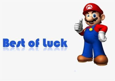 215-2158997 best-of-luck-png-image-super-mario-good